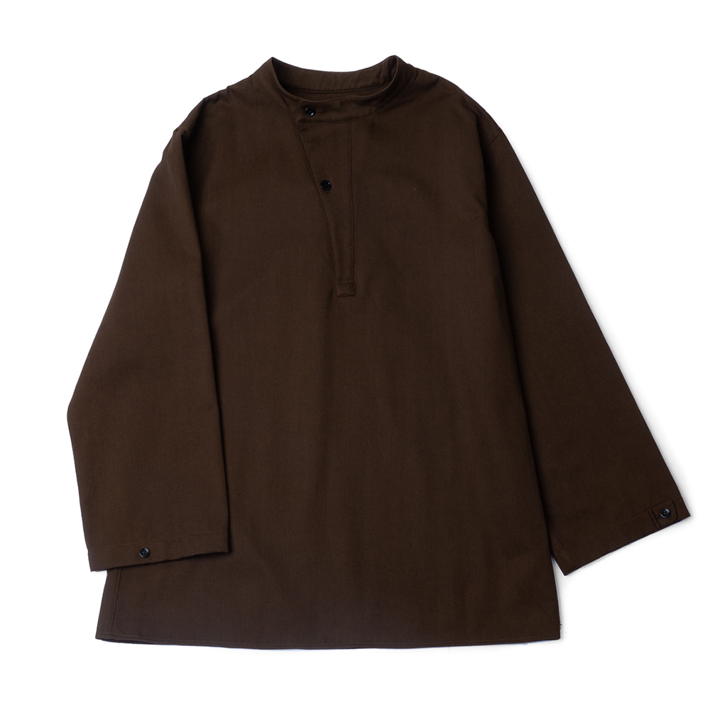 POLYTERUTuanling Pullover(Brown)