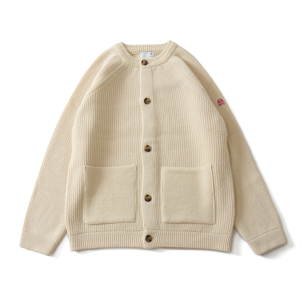 HORLISUNAnnette Raglan Cardigan Heavy Knit(Cream)10% Off