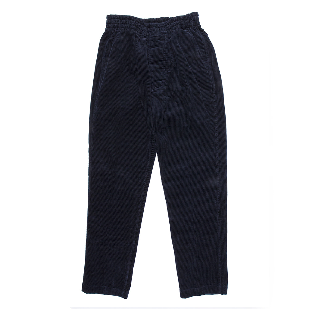 DOCUMENTCorduroy Set Up Pants(Dark Navy)