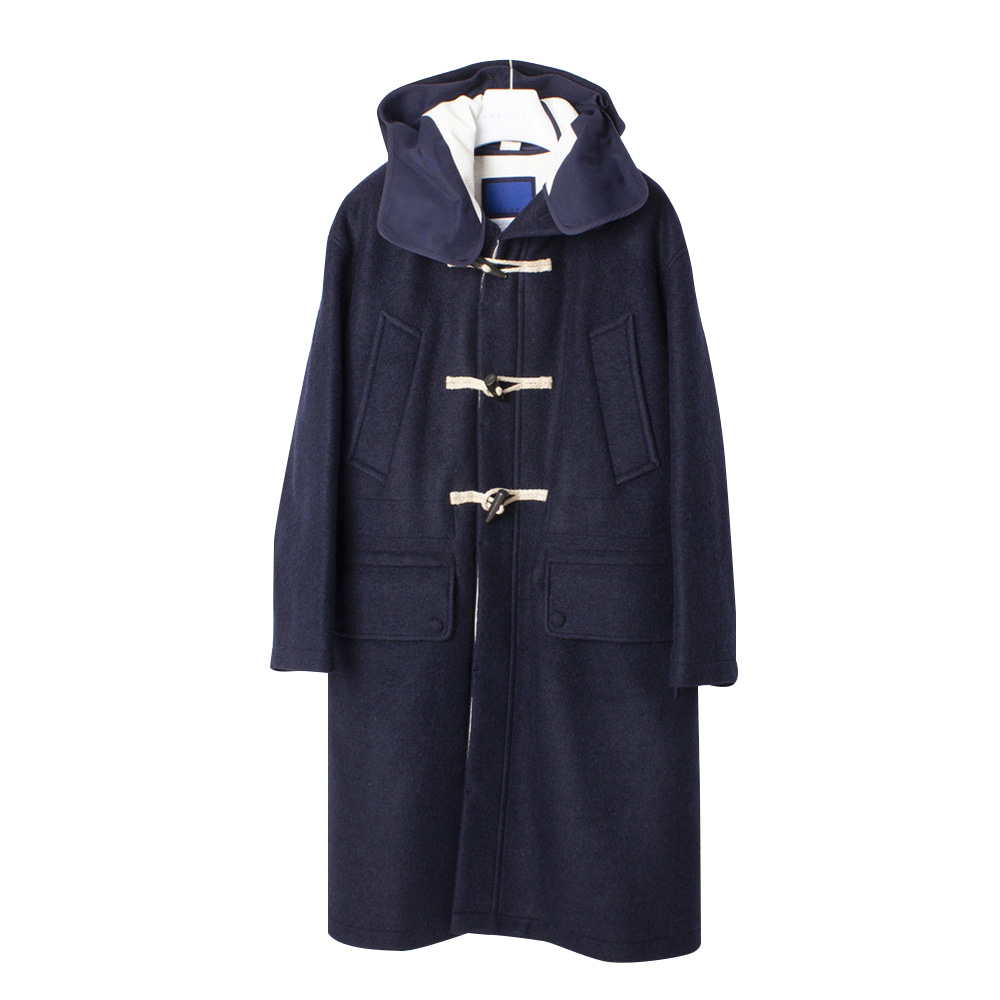 DOCUMENTThe Document Duffle Coat(Navy)30% off