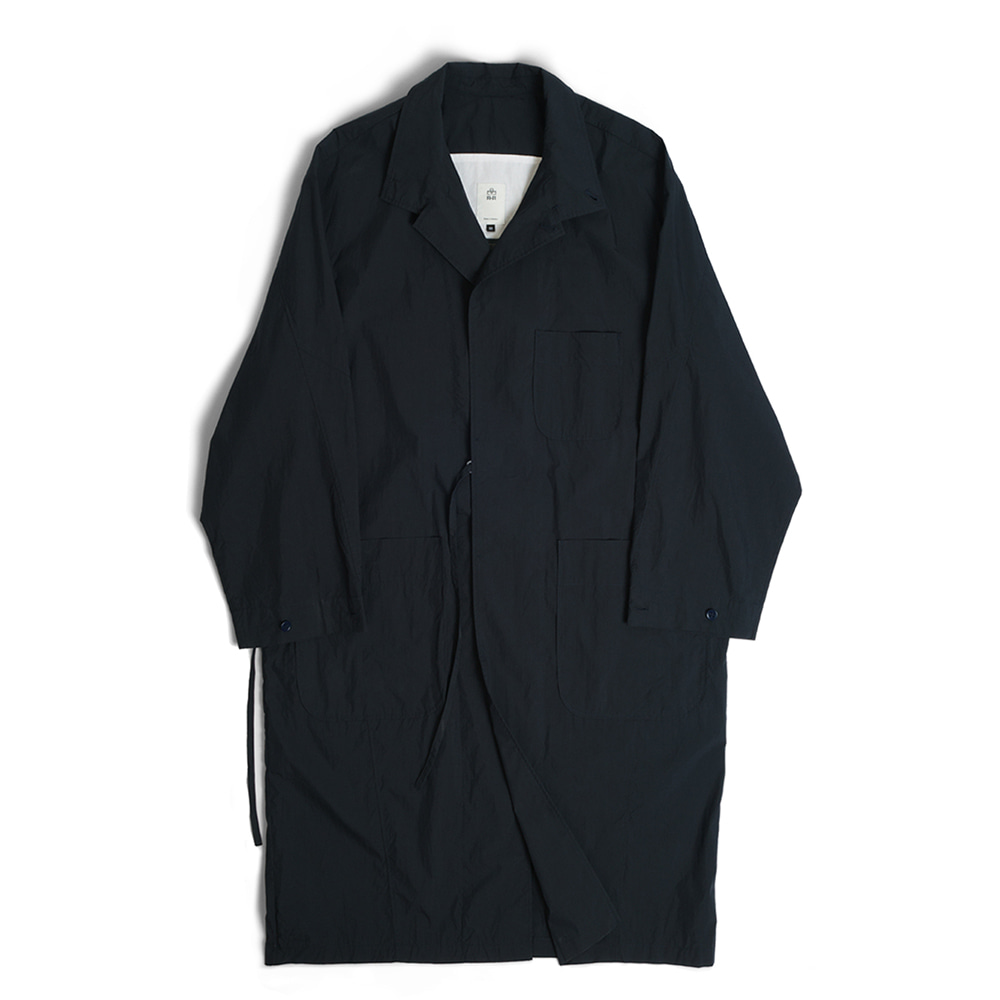 POLYTERUDell Coat(Dark Navy)
