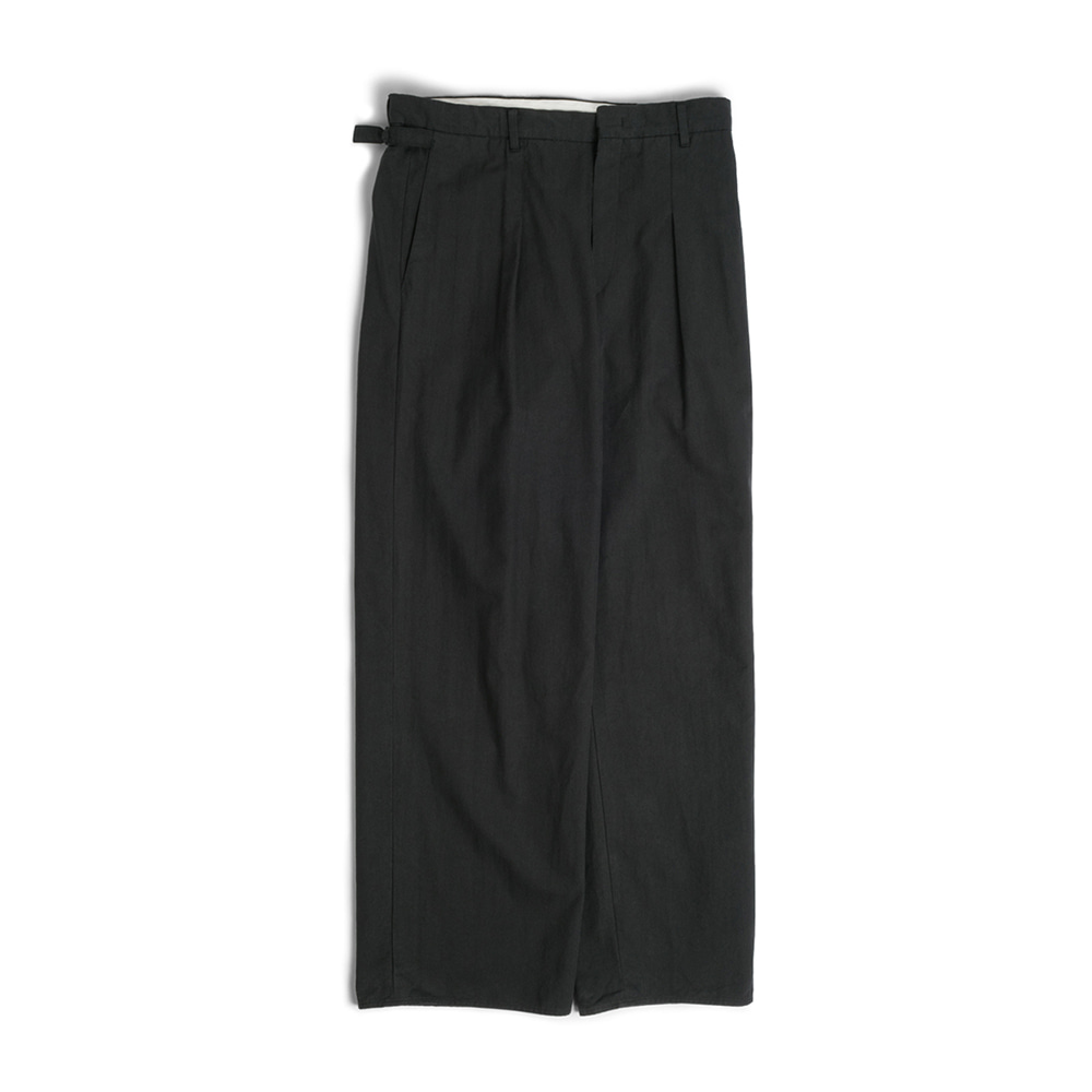 POLYTERUSoh Pants (Washed)(Charcoal)