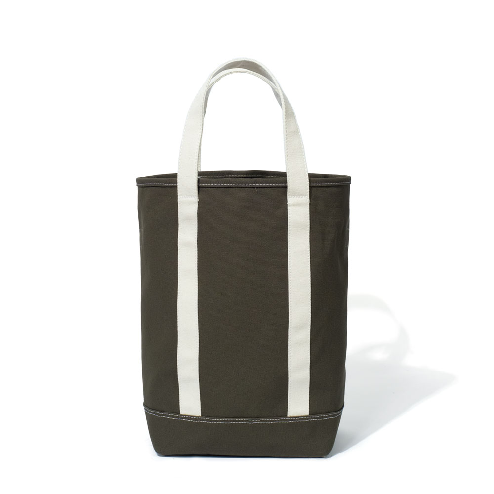 MAZI UNTITLEDGrocery Tote Bag(Khaki)10% OFF