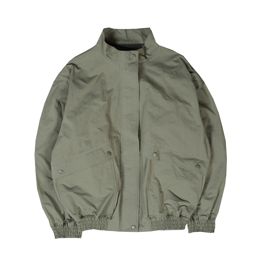Taste of EssenceUnisex Transform Jacket(Khaki)