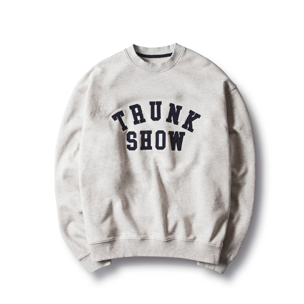ESFAITrunk Show Sweat Shirts(Oatmeal)
