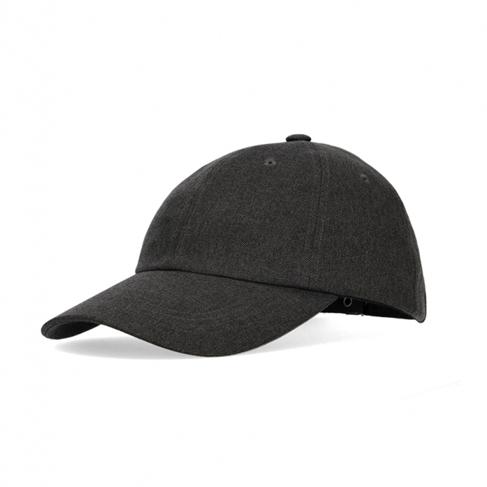 CHAMA SPORTS LAB.CSL Baseball Cap(Charcoal)