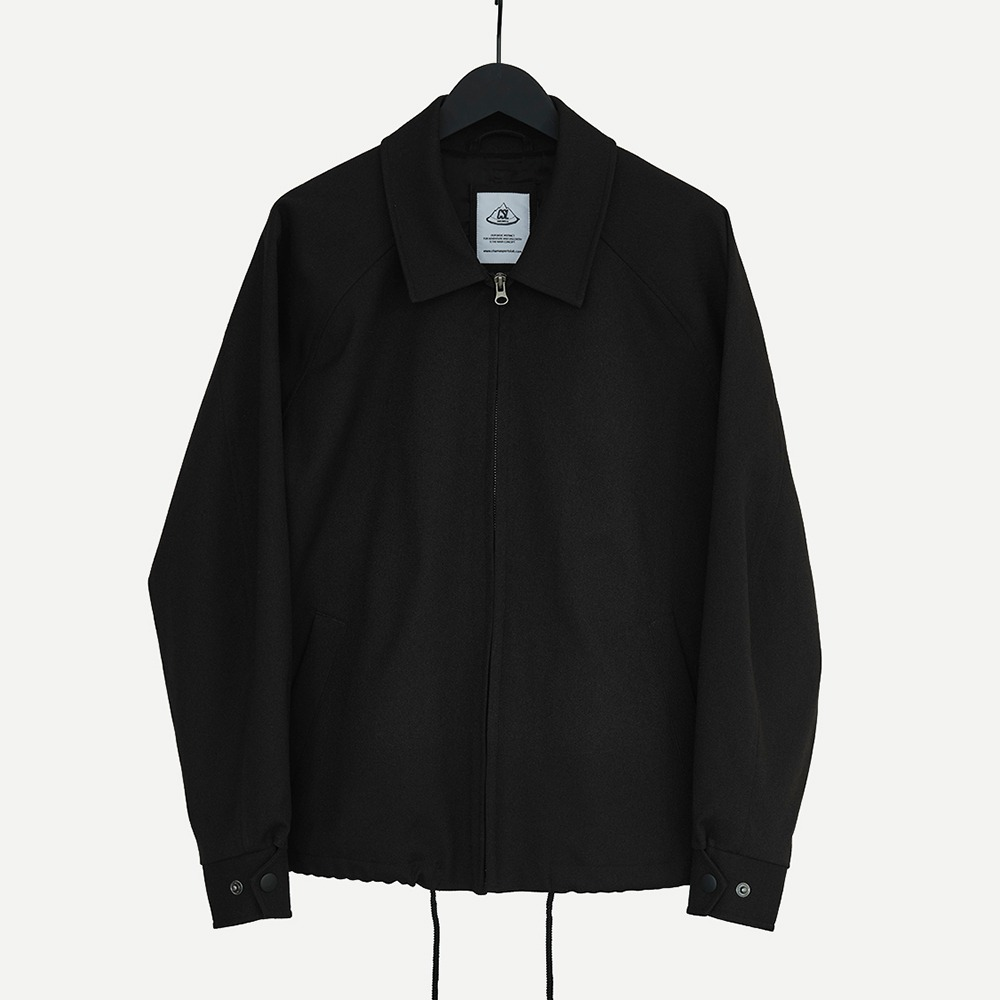 CHAMA SPORTS LAB.CSL Blouson Jacket(Black)