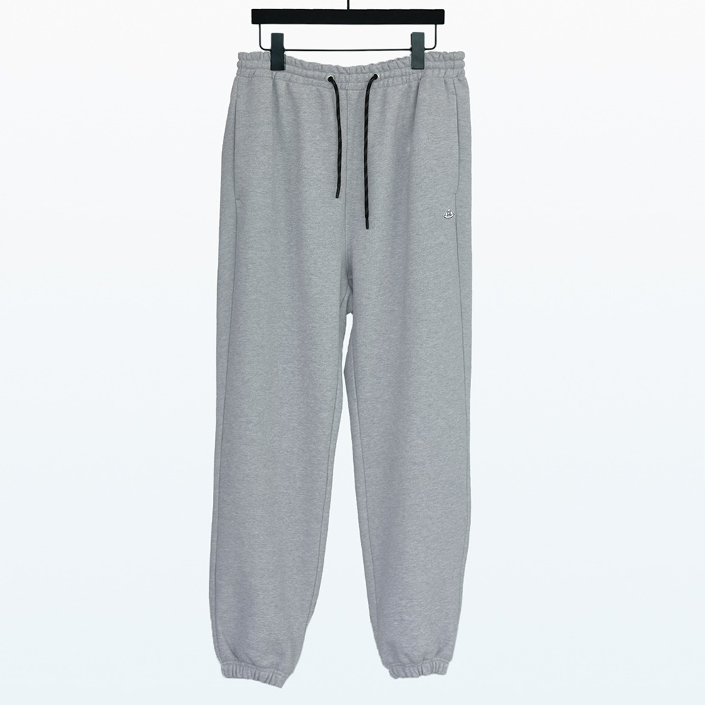 CHAMA SPORTS LAB.CSL Unisex Heavy Weight Sweat Pants(M.Grey)
