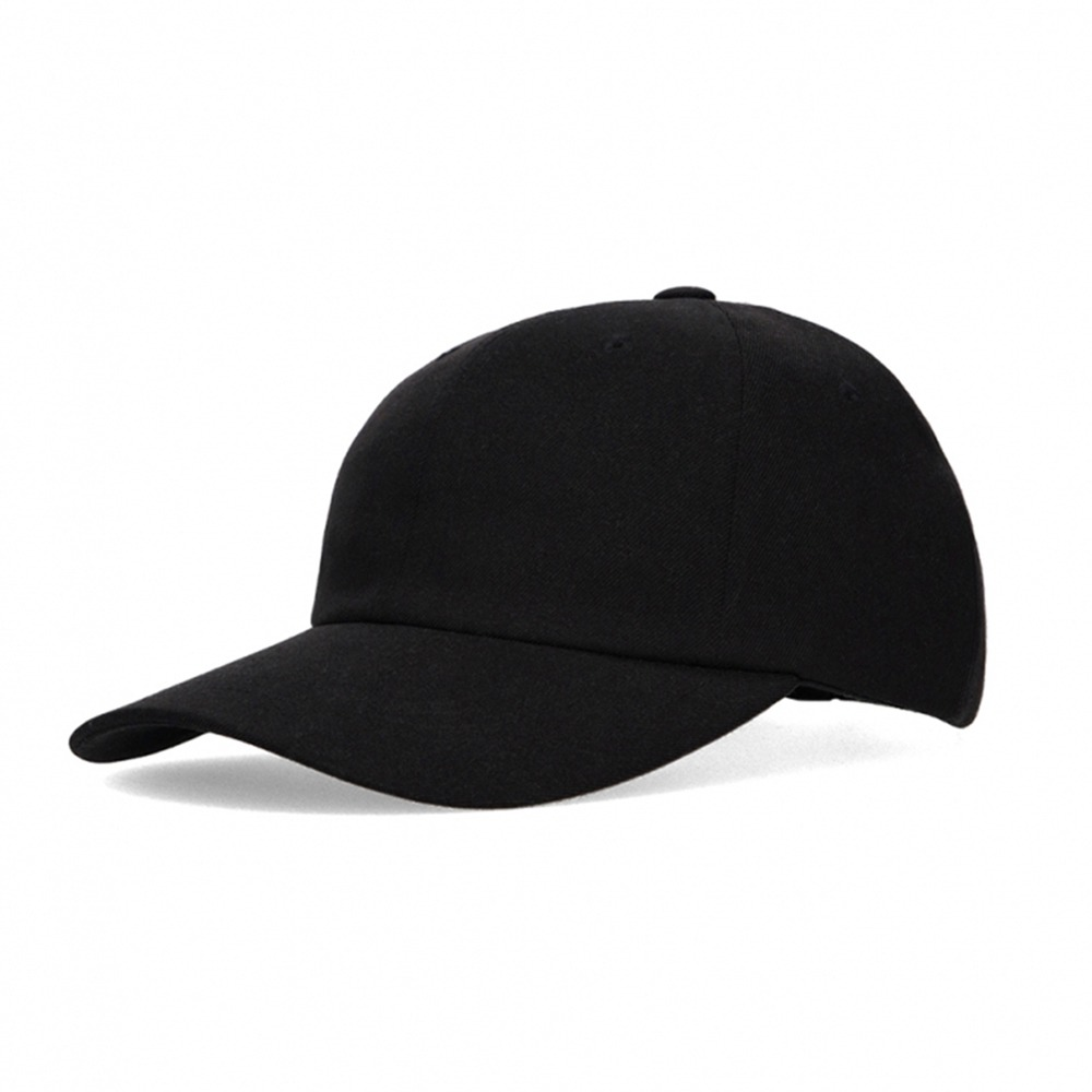 CHAMA SPORTS LAB.CSL Baseball Cap(Black)