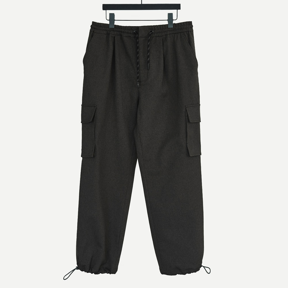 CHAMA SPORTS LAB.CSL Unisex Cargo Pants(Charcoal)